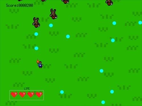 シークプラントシューティング Game Screen Shot3
