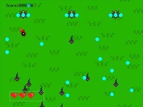 シークプラントシューティング Game Screen Shot4