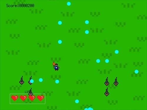 シークプラントシューティング Game Screen Shots