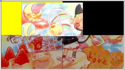 入れ替えパズル Game Screen Shot1