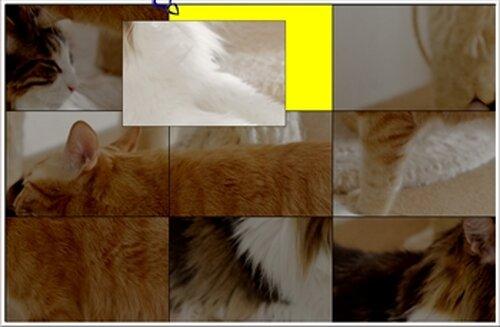 入れ替えパズル Game Screen Shot2
