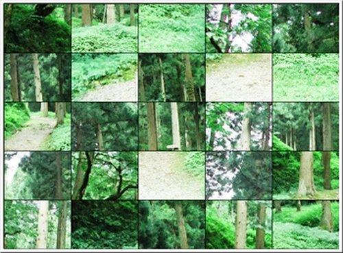 入れ替えパズル Game Screen Shot4