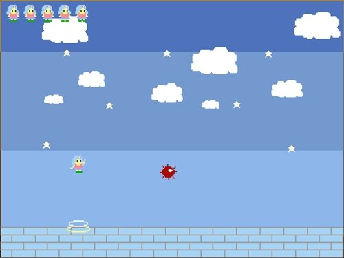 星っこ☆ステラちゃん! Game Screen Shot