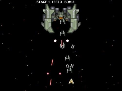 マウスシューティング Game Screen Shot3