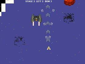 マウスシューティング Game Screen Shot4