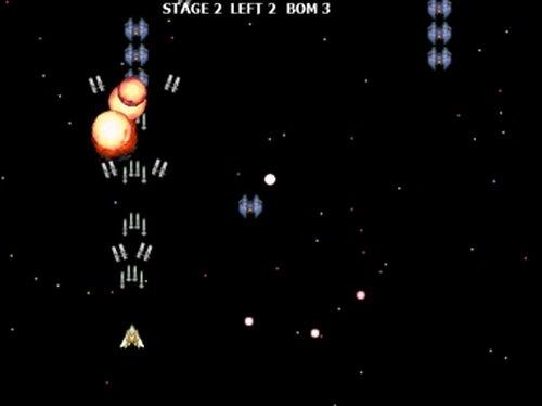 マウスシューティング Game Screen Shot5