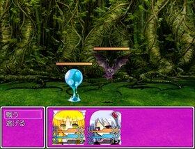 東方魔界迷宮 Game Screen Shot4