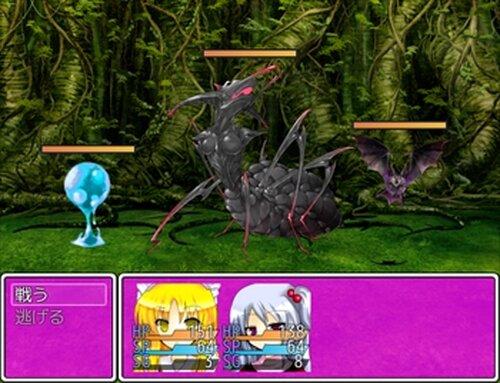 東方魔界迷宮 Game Screen Shots