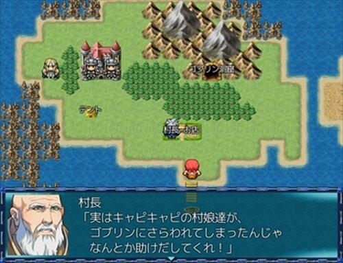 冷遇勇者 Game Screen Shot3