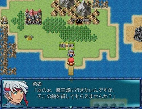冷遇勇者 Game Screen Shots