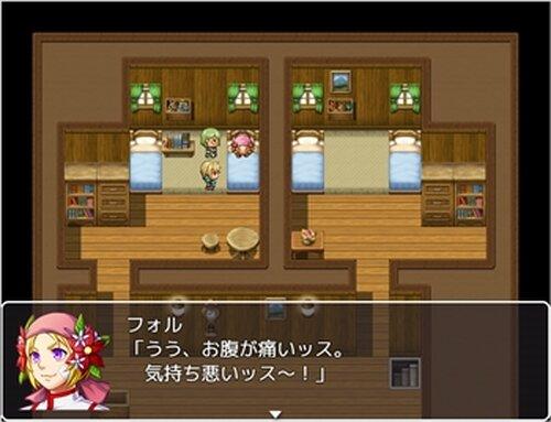 クロと愉快な仲間たちの薬草狩り物語 Game Screen Shot2