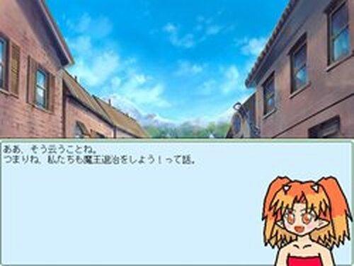 エステル奮闘記(仮) Game Screen Shots