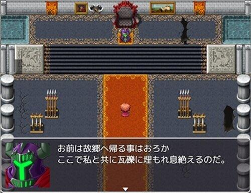 魔王城からの10分脱出劇 Game Screen Shot2