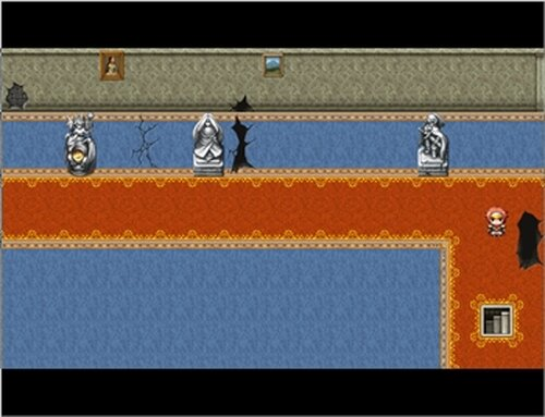 魔王城からの10分脱出劇 Game Screen Shot3