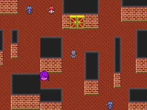 ヒトリボッ血エンドレスオニゴッコ Game Screen Shot4