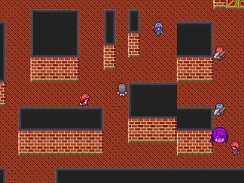 ヒトリボッ血エンドレスオニゴッコ Game Screen Shots