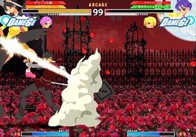 """カラーズパーティー~THE ROLL UP """"END""""~ Game Screen Shot5"""
