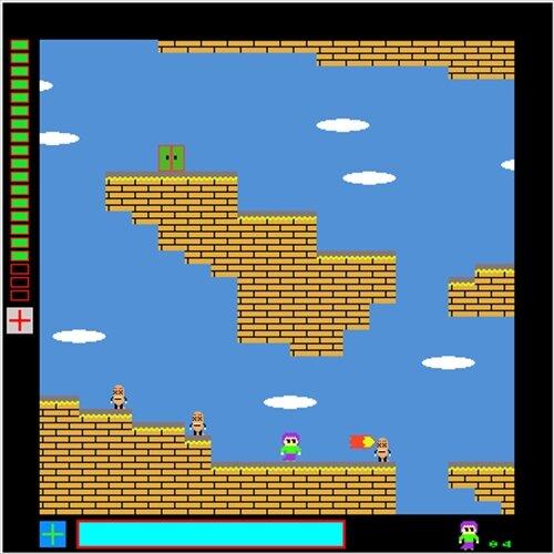 魔法少女は6度目の旅に出る(64bit版) Game Screen Shot1