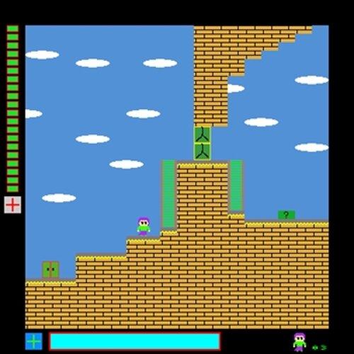 魔法少女は6度目の旅に出る(64bit版) Game Screen Shot3