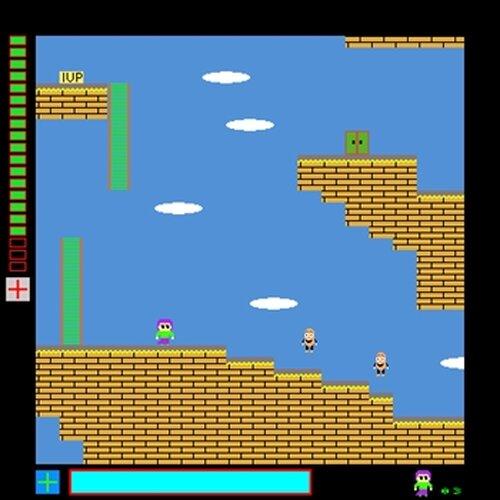 魔法少女は6度目の旅に出る(64bit版) Game Screen Shot4