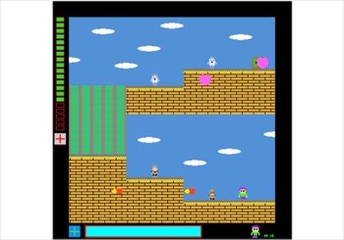 魔法少女は6度目の旅に出る(64bit版) Game Screen Shots
