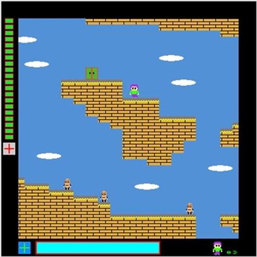 魔法少女は6度目の旅に出る(32bit版) Game Screen Shot3
