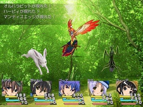 魔法使いの夢現-SB Game Screen Shot4