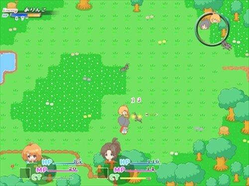 きらきら星の道しるべ0 -ムイと魔王のオーブ- Game Screen Shot5