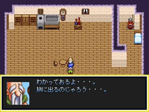 レスキューアドベンチャー Game Screen Shot1
