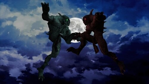NOT HORROR2 ぎんいろ探偵団 怨霊ピラミッド奇譚 体験版 Game Screen Shot4