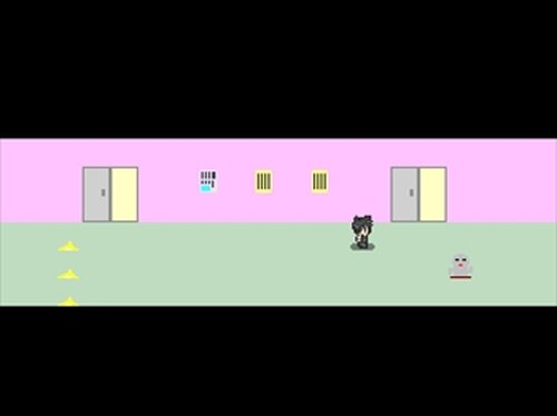 家に辿り着くまでが下校です。 Game Screen Shots