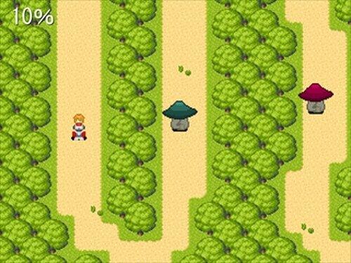 王女殿下の小間使い Game Screen Shot4