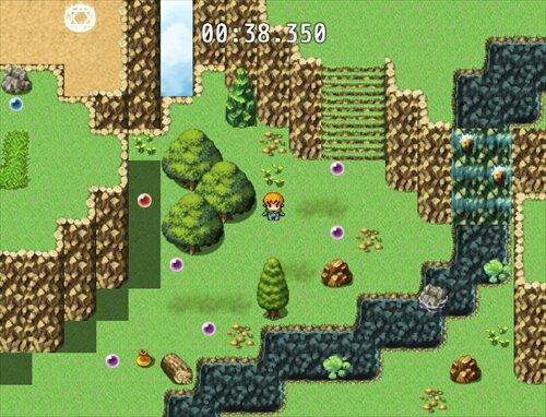 走れ少年アルミー Game Screen Shot1
