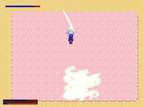 飛竜の冒険 Game Screen Shot