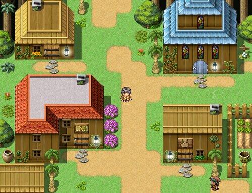 オリビアさんと裏山の薬草 Game Screen Shot2