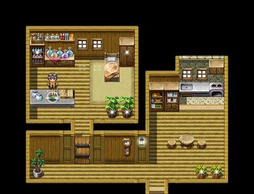 オリビアさんと裏山の薬草 Game Screen Shot3