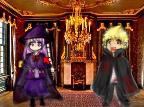 死者の混ざったハロウィンパーティー Game Screen Shot5