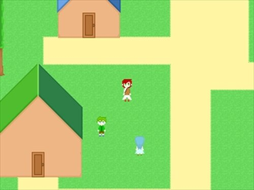 薬草を摘む話 Game Screen Shot2
