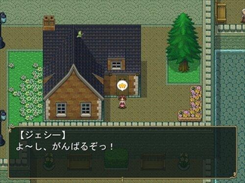 ジェシーのやくそうとれるもん! Game Screen Shot2