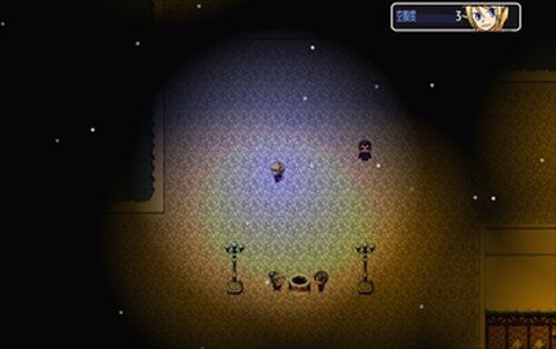 最弱モニアと夜の雪国 Game Screen Shot4