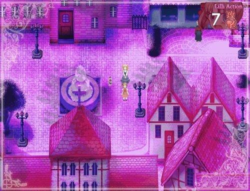 トラウマ*トラウム ~翠眼の人形~ Game Screen Shot