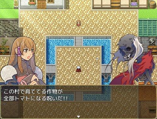 トマトビレッジ Game Screen Shot1
