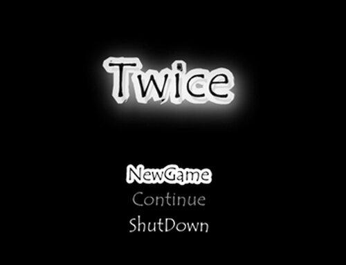 Twice Game Screen Shots