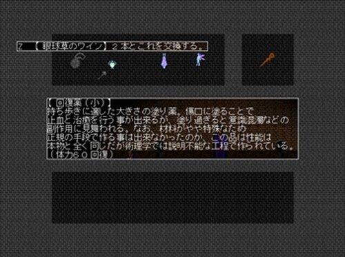 崩界呪詛ラシファーデン Game Screen Shot4