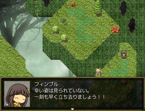 盗人フィンブル Game Screen Shot1