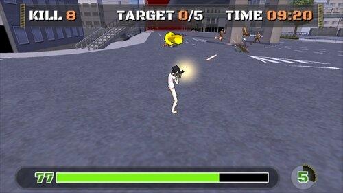ろめ子 オブ ザ デッド Game Screen Shot1