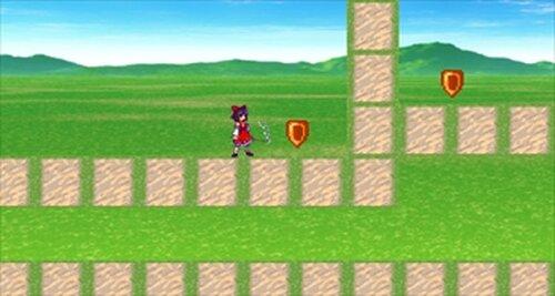 四聖衰退記 ~原因は私なんです~ Game Screen Shot4