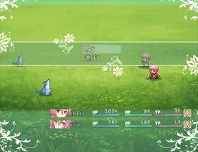 夢ウツツと緑のキオク Game Screen Shot2