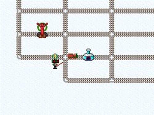 駅 ~Christmas Symphony~ Game Screen Shots