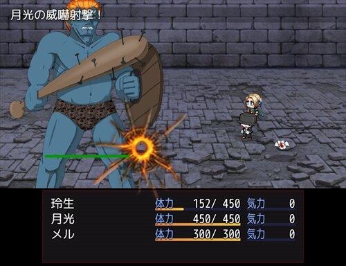 待チ人来たる2完結版【Browser】  Game Screen Shot